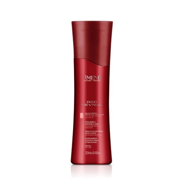 Shampoo Amend Realce Red Revival 250ml