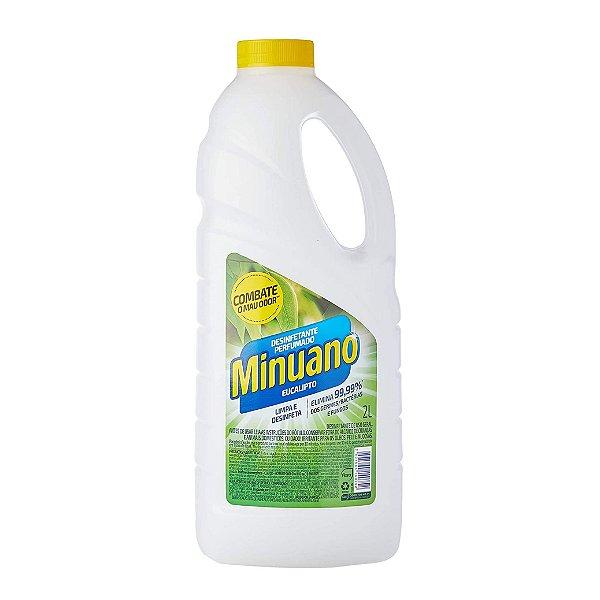 Desinfetante Minuano 2L