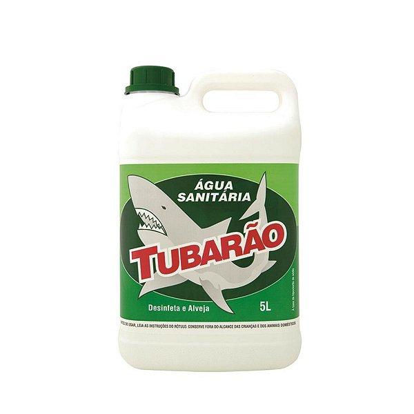 Água Sanitária Tubarão 5L