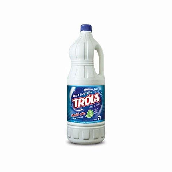 Água Sanitária Troia 2L