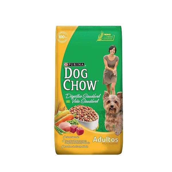 Ração Dog Chow Para Cães Adultos Raças Pequenas 10,1Kg