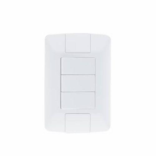 Conjunto C/3 interruptores 4x2 Aria Tramontina