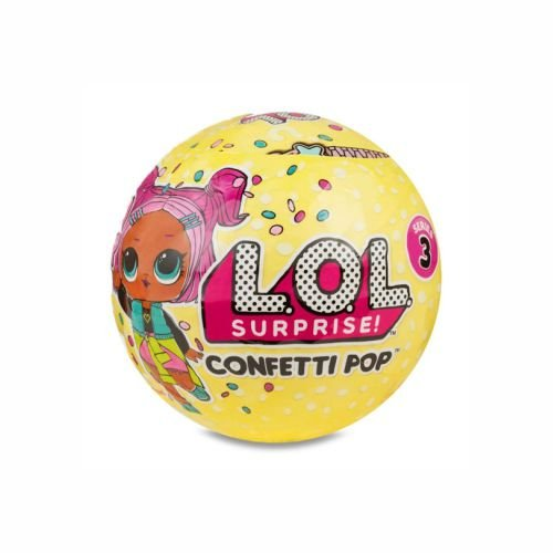 Boneca LOL Surprise Confetti Pop Candide