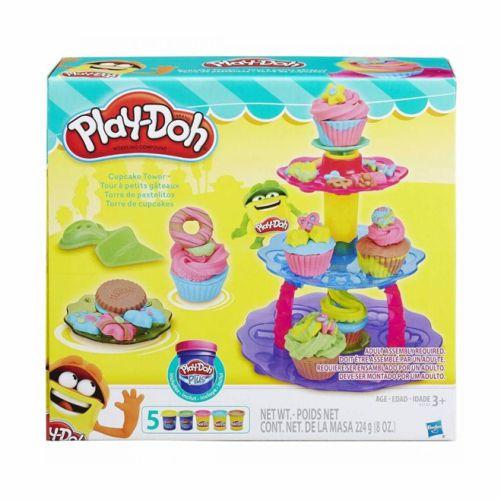 Massa de Modelar Play-Doh Torre de Cupcakes Hasbro A5144
