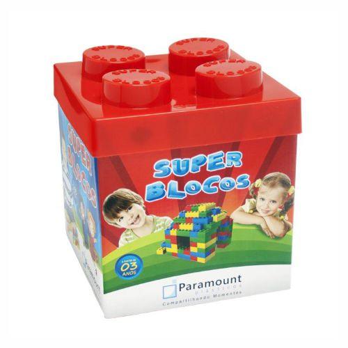 Super Blocos 150 Peças Paramount
