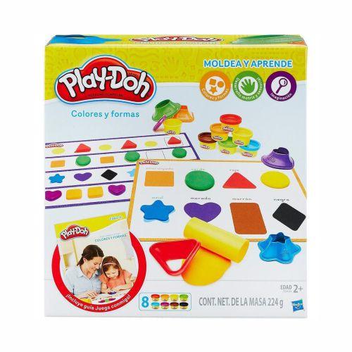 Massa de Modelar Moldar/Aprender Play-Doh Hasbro B3404