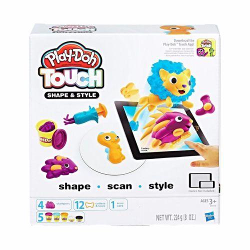 Massa de Modelar Moldar/Escanear/Enfeitar Play-Doh Hasbro 224g