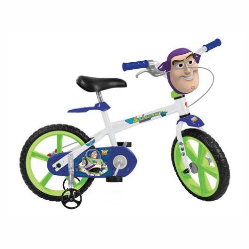 Bicicleta Buzz Lightyear Aro 14 Bandeirante 3054