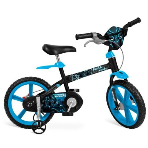 Bicicleta Pantera Negra Aro 14 Bandeirante 3018
