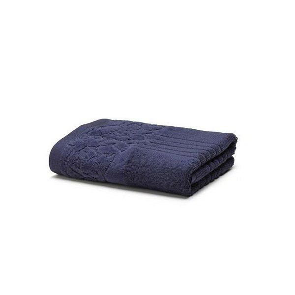 Toalha de Banho Artex Le Bain 70x1,40cm Azul Marinho