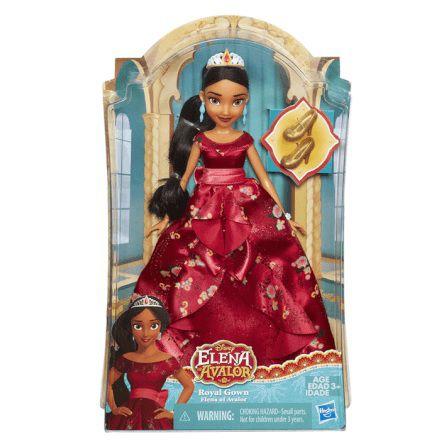 Boneca Hasbro Princesa Elena Musical