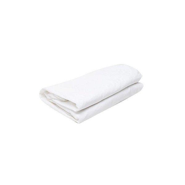 Lençol C/ Elástico Casal Buddemeyer Premium 140x190x30cm Branco
