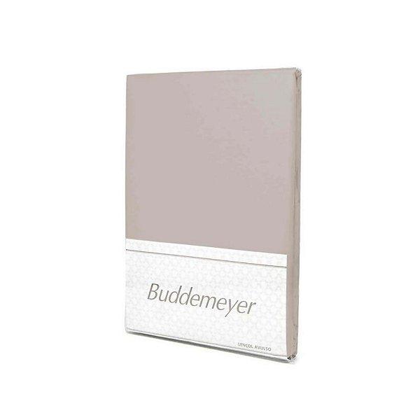 Lençol C/ Elástico Solteiro Buddemeyer Premium 100x200x30cm Rosa