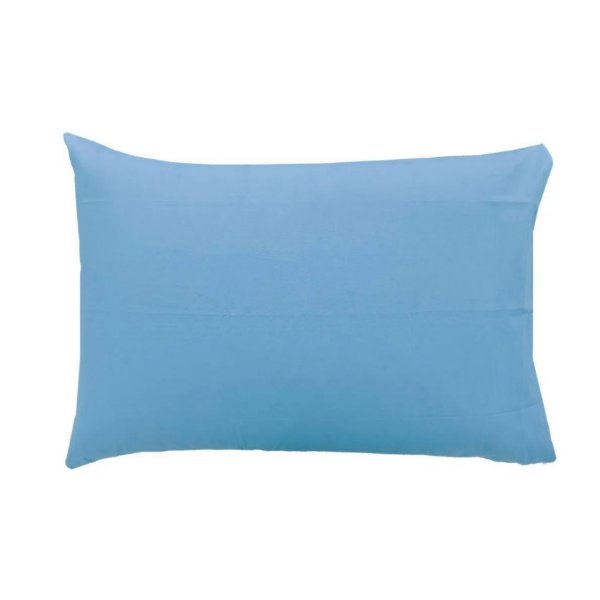 Fronha Avulsa Santista Royal Plus 50x70cm 100% Algodão Azul