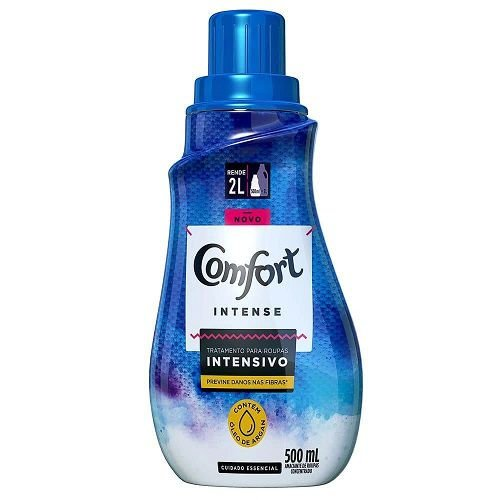 Amaciante Concentrado Comfort Intense 500ml