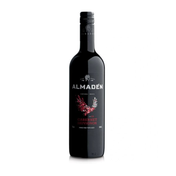 Vinho Tinto Almadén Seco Cabernet Sauvignon 750ml
