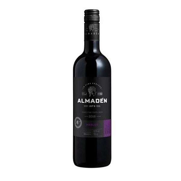 Vinho Tinto Almadén Seco Merlot 750ml