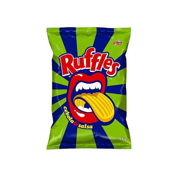 Batata Ruffles 84g
