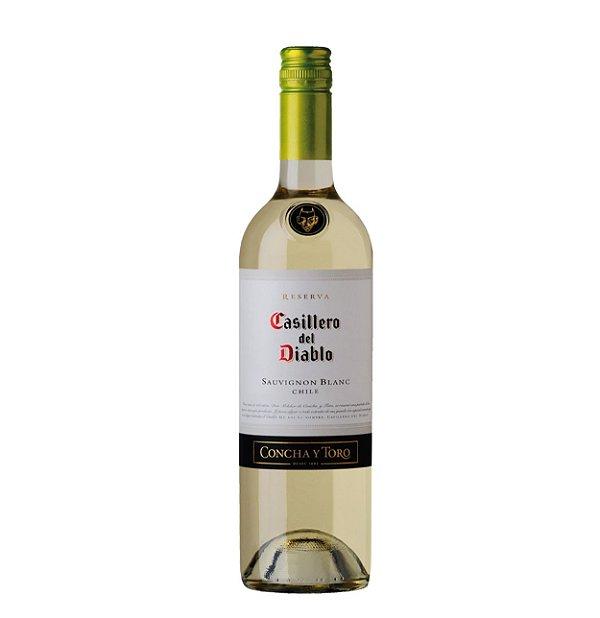 Vinho Casillero Del Diablo Sauvignon Blanc 750ml
