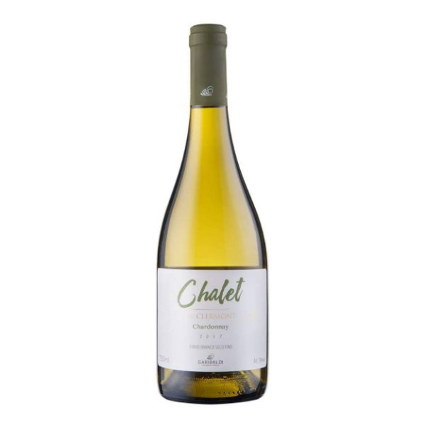Vinho Branco Chardonnay Chalet Du Clermont 750ml