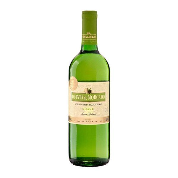 Vinho Branco Quinta do Morgado Suave 750ml