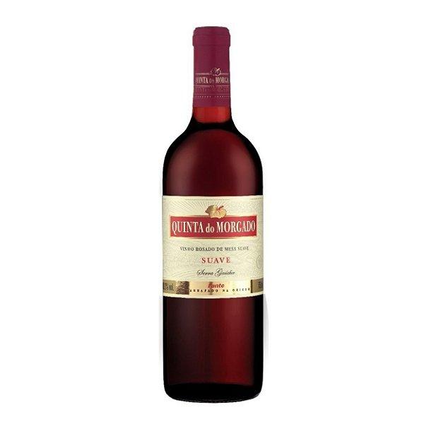 Vinho Quinta do Morgado Rosado Suave 750ml