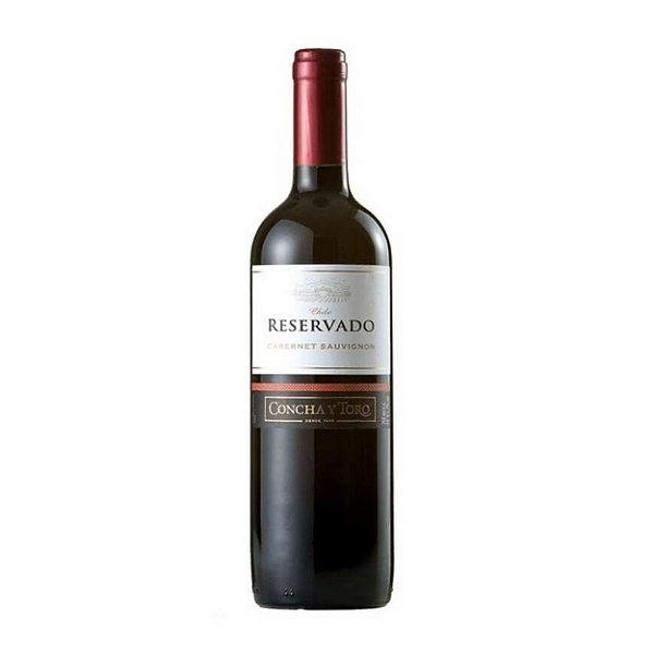 Vinho Concha Y Toro Reservado Cabernet Sauvignon 750ml