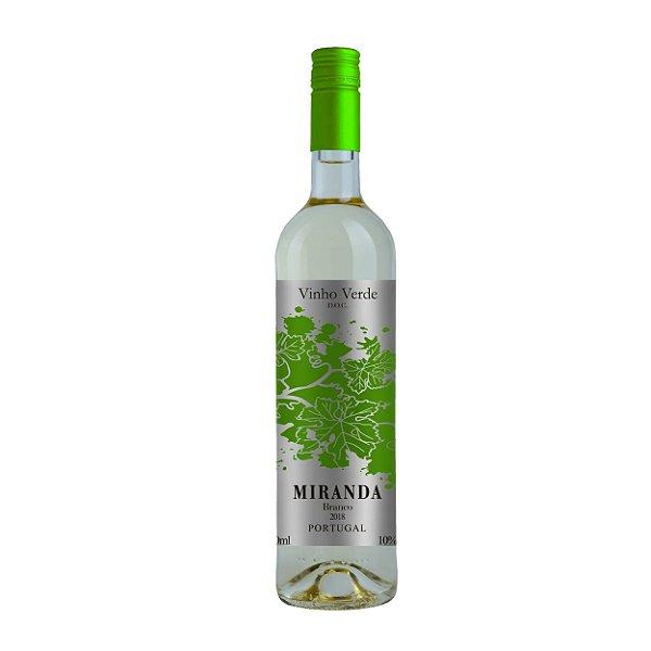 Vinho Brance Miranda Verde 750ml