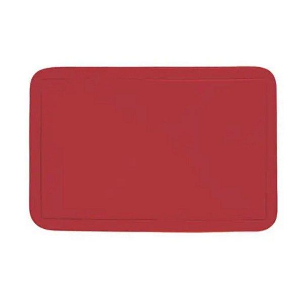 Jogo Americano Copa&Cia PVC Color Retangular Blood