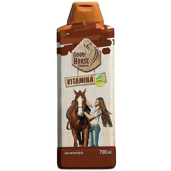 Shampoo Good Horse Para Cavalo Vitamina A 700ml