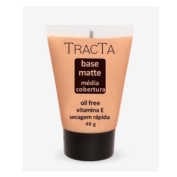 Base Líquida Tracta Matte Média Cobertura Cor 03 40g