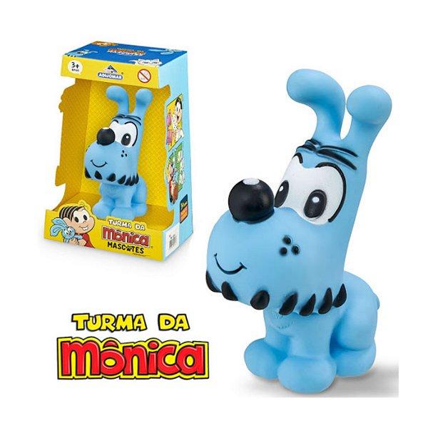 Boneco Bidu Turma da Mônica Mascotes 3+ Anos