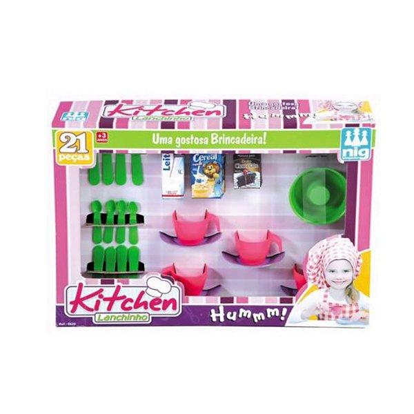Kittchen Lanchinho Nig +3 Anos