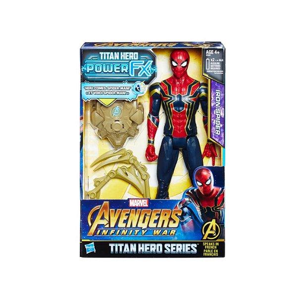 Boneco Spider Man Avengers Infinity War