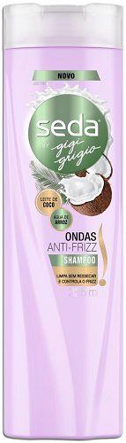 Shampoo Seda Ondas Anti Frizz 325ml