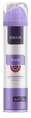 Desodorante Aerosol Above Fresh 150ml
