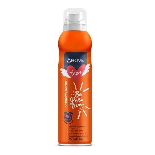 Desodorante Aerosol Above Teen Be Positive 150ml