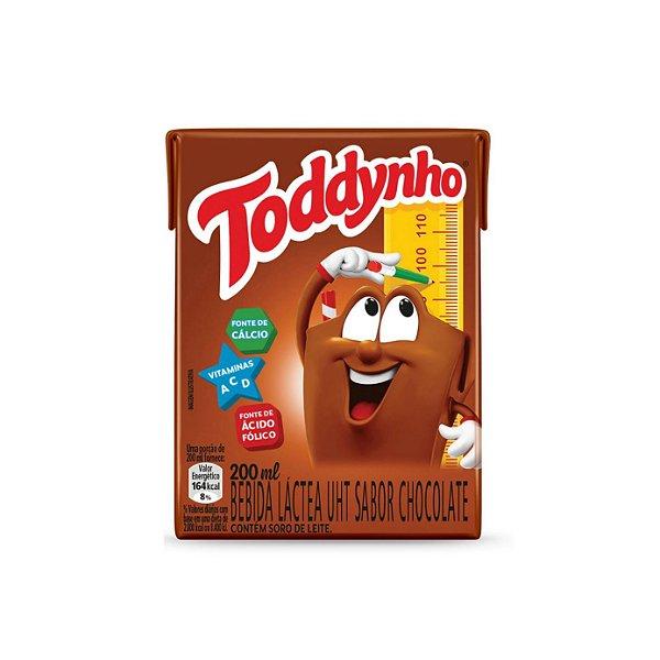Achocolatado Toddynho Tradicional 200ml