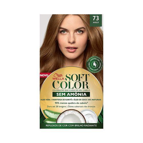 Coloração Soft Color 73 Avelã