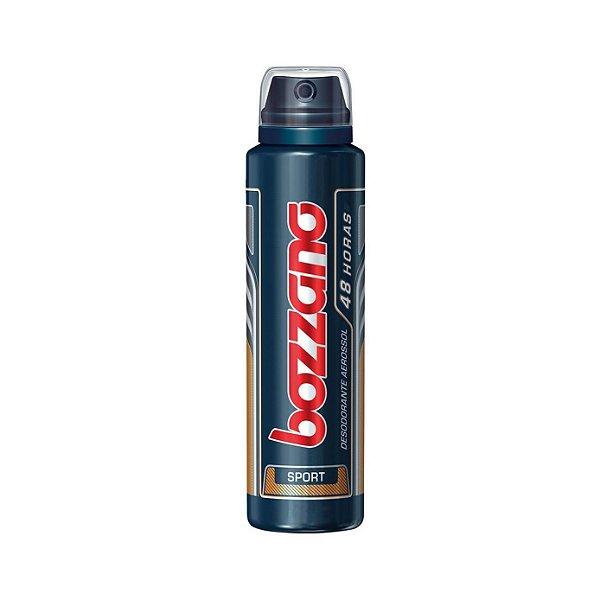 Desodorante Aerosol Bozzano Sport 150ml