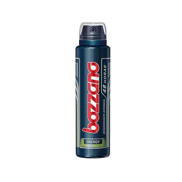 Desodorante Aerosol Bozzano Energy 150ml