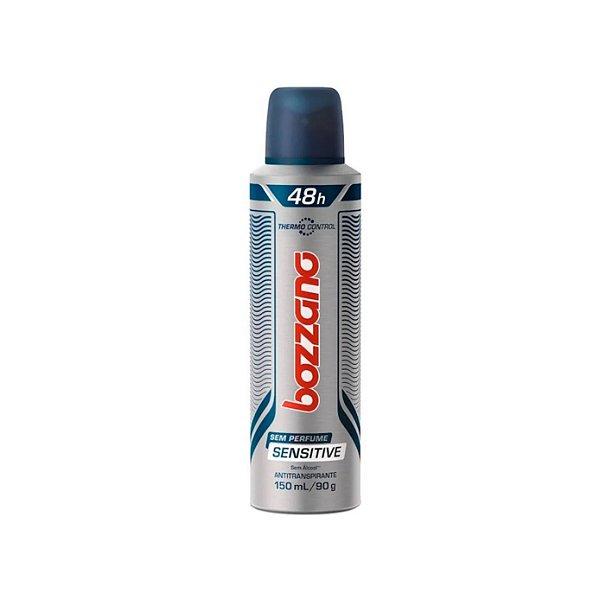 Desodorante Aerosol Bozzano Sensitive 150ml