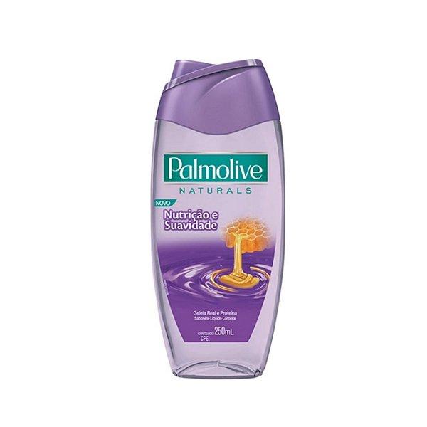 Shampoo Palmolive Nutrição e Suavidade 250ml