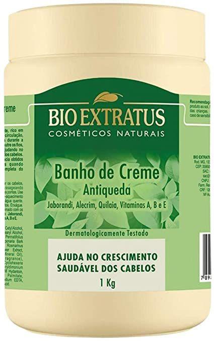 Banho de Creme Bio Extratus Antiqueda 1kg