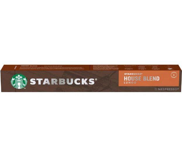 Cápsulas Starbucks C/10 Unidades