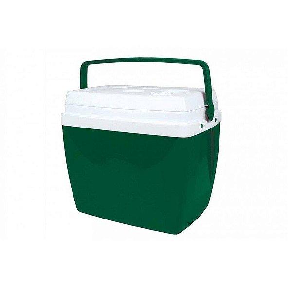 Caixa Térmica Mor 34L Verde
