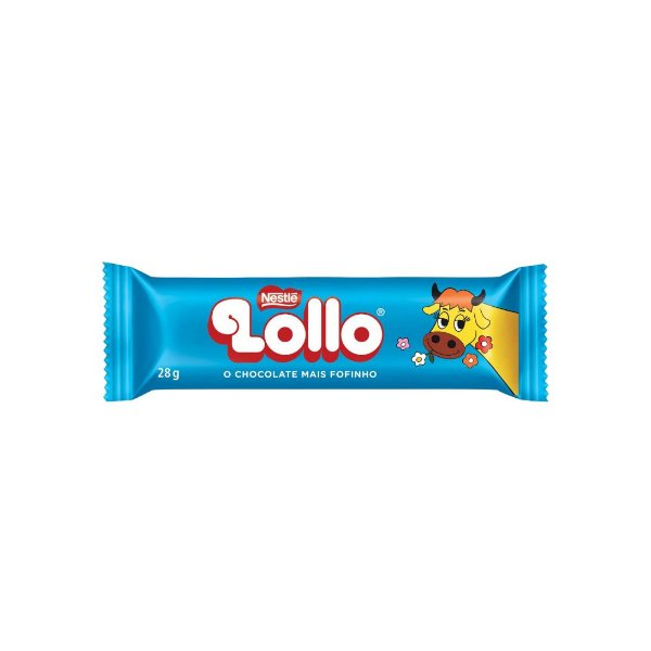 Chocolate Lollo 28g