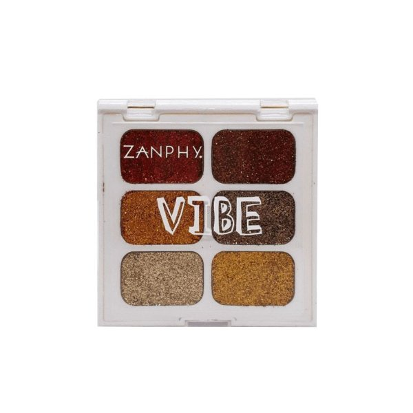 Paleta Glitter Zanphy Vibe