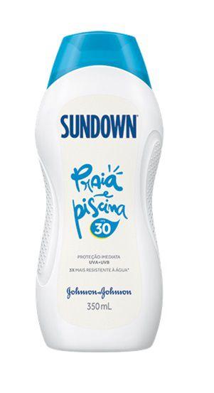 Protetor Solar Sundown Praia e Piscina FPS30 350ml