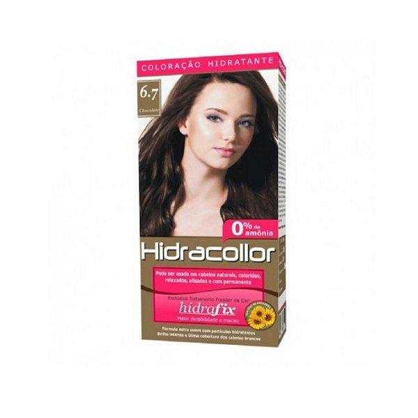 Coloração Hidracollor 6.7 Chocolate